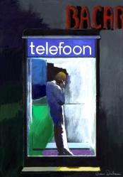 Ceci n'est pas un Hopper - telefoon